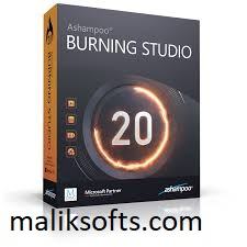 Ashampoo Burning Studio 21.5.0.57 Crack + Key Full Version Download