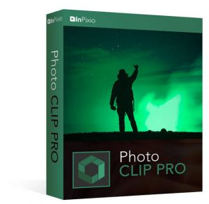 InPixio Photo Clip Pro 10 Crack + Serial Key 2020 Free Download