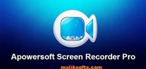 Apowersoft screen recorder pro 2.4.1.7 Crack + Free Download Full Version 2021