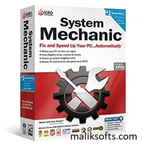 System Mechanic Pro 20.5.0.8