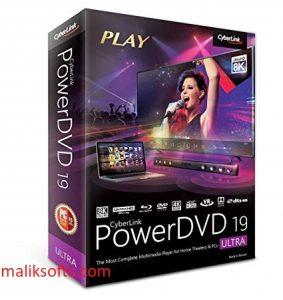 CyberLink PowerDVD Ultra 20 Crack + Key 2020 Free Download