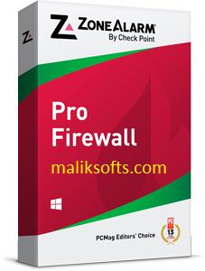 ZoneAlarm Pro Antivirus Firewall 15.8 Crack + License Key Download