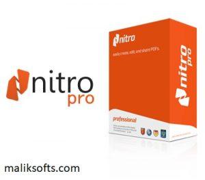 Nitro Pro 13.42.3.855 Crack + Serial Number Full Download Latest