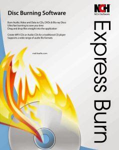 Express Burn 8.0 Crack + Registration Code Free 2020 Download