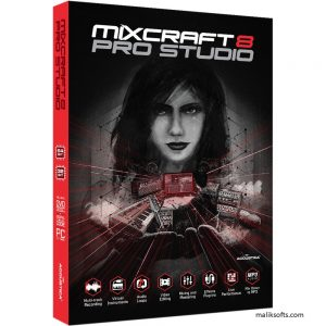 Mixcraft Pro Studio