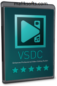 VSDC Video Editor Pro 6.4.1.71 Crack + License Key Free 2020 Download