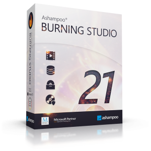 Ashampoo Burning Studio 21.6.0 Crack + Key Full Version Download