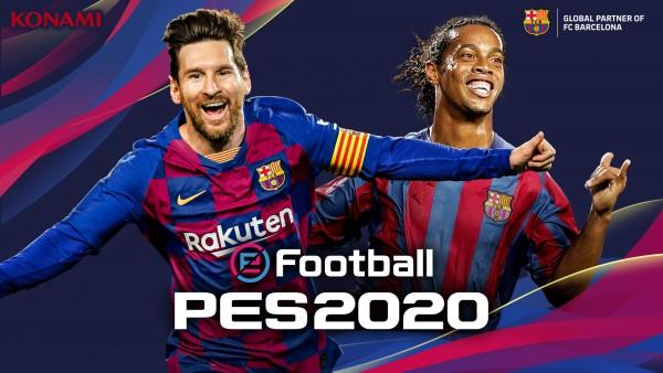 EFootball PES 2020 (v4.6.0) Crack + License Key Free Download