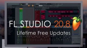 FL Studio 20.8.1 Crack + Registration Key 2021 Download