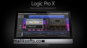 Logic Pro X 10.6.1 Crack + License Key Free Download 2021