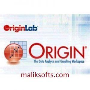 Origin Pro 10.5.100 Crack Full Version Free Download 2021
