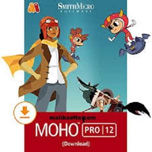 Moho Pro12 13.0.2 Crack + Free Full Version 2021