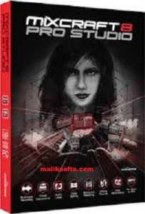 Mixcraft 8 pro studio Crack + Free Download Full Version 2021