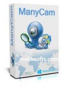 Manycam Pro 7.8.5.30 Crack + Activation Code Full Version 2021