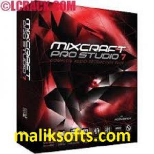 Mixcraft pro studio 7 crack