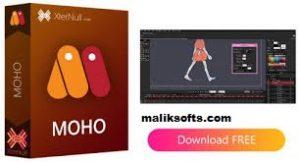Moho Pro 13.5 Crack + Free Full Version 2021
