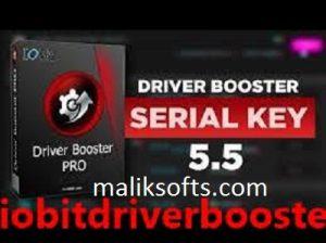 Driver Booster 8.5.0.496 pro key + Crack Full Version Download