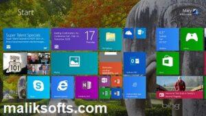 Windows 8 Professional Crack + Activation Key Free Download 2021