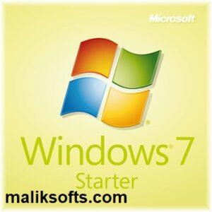 Windows 7 Starter Crack + Activation Key Free Download 2021